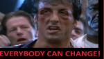 Rocky everybody cna change