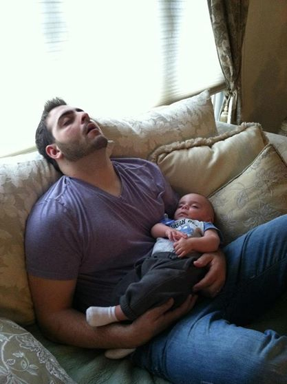 Babysitting is for the birds. Don't let open mouth disorder stand in the way of raising your child. Zzzzz's